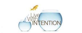 Intention brings goals and resolutions to life!