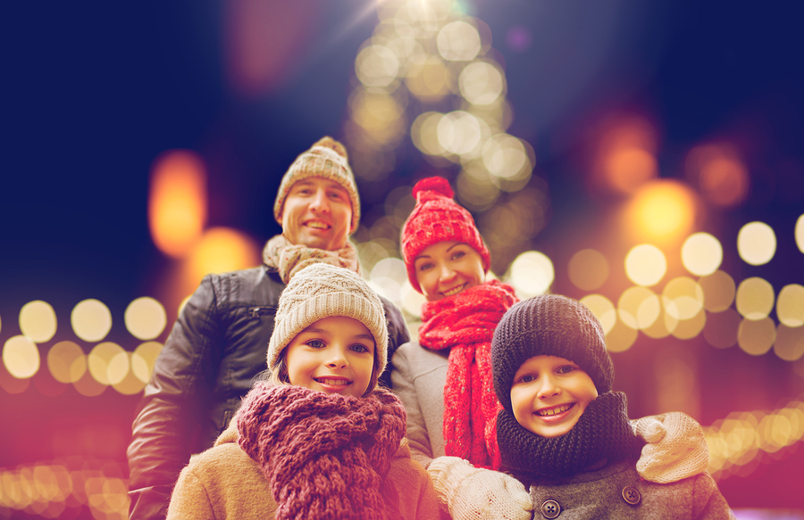 Lift Your Energy in December – 5 Tips