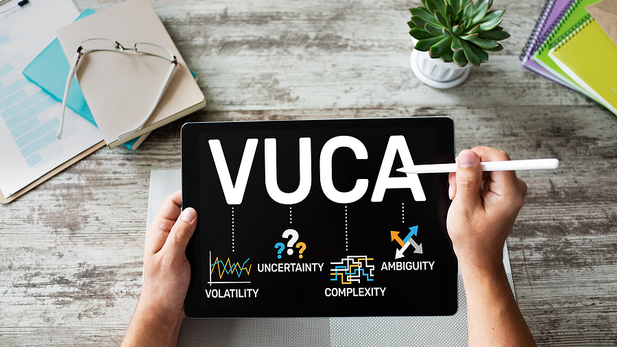 Adapting in our VUCA World